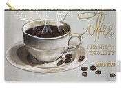 Coffee Shoppe 1 Carry-all Pouch