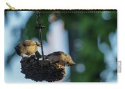Coffee With The Birds Carry-all Pouch