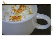 Coffee With Whipped Cream And Spices Carry-all Pouch
