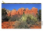 Coffeepot And Cactus Az Carry-all Pouch