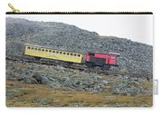Cog Railway On Top Of Mt Washington Carry-all Pouch