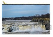 Cohoes Falls New York Carry-all Pouch