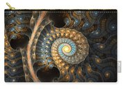 Coiled Spirals Carry-all Pouch