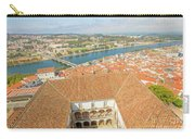 Coimbra Aerial View Carry-all Pouch