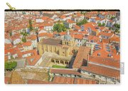 Coimbra Cathedral Aerial Carry-all Pouch