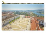 Coimbra University Aerial Carry-all Pouch