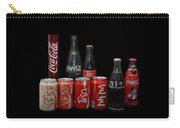 Coke From Around The World Carry-all Pouch