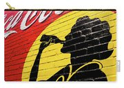 Coke Girl Silhouette  Carry-all Pouch