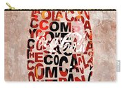 Coke Typography Carry-all Pouch