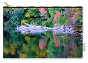 Cold Spring Harbor Reflections Carry-all Pouch