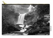 Cold Spring Morning At Kaaterskill Falls II Carry-all Pouch