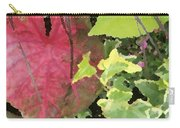 Coleus And Ivy Carry-all Pouch