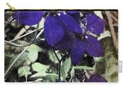 Collage By Mother Nature Carry-all Pouch