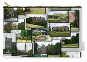 Collage Cornell University Ithaca New York Vertical 02 Carry-all Pouch