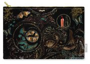 Collage Of Faith And Life Carry-all Pouch