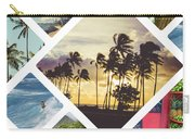Collage Of Hawaii  Carry-all Pouch