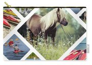 Collage Of Suwalki  Carry-all Pouch