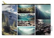 Collage Of Tatra Mountains  Carry-all Pouch