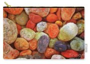 Collecting Pebbles Carry-all Pouch