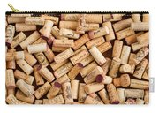 Collection Of Corks Carry-all Pouch
