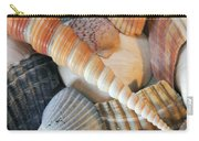 Collection Of Shells Carry-all Pouch