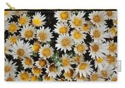 Collective Flowers Carry-all Pouch