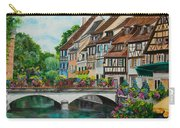 Colmar In Full Bloom Carry-all Pouch