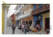 Colombia Streets Carry-all Pouch