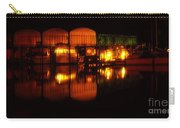 Colonial Beach Docks After Dark Carry-all Pouch