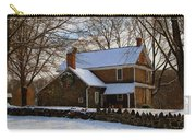 Colonial Christmas Carry-all Pouch