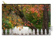 Colonial Fall Colors Carry-all Pouch