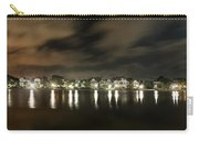 Colonial Lake At Night Carry-all Pouch
