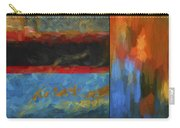 Color Abstraction Li  Carry-all Pouch