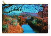 Color Along The River Carry-all Pouch