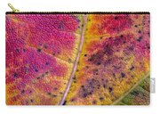Color And Texture Carry-all Pouch
