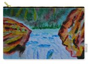 Color At The Firehole Carry-all Pouch