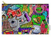 Color Bash Acid Tweeter Carry-all Pouch