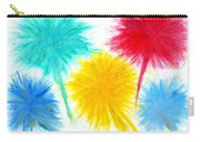 Color Burst 1 Carry-all Pouch