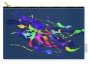 Color Chaos Carry-all Pouch