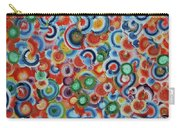 Color Circles 201811 Carry-all Pouch