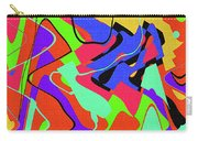 Color Drawing Abstract #3 Carry-all Pouch