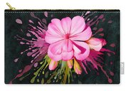 Color Eruption  Carry-all Pouch by Ivana Westin