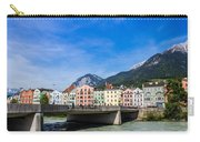 Color In Innsbruck Carry-all Pouch