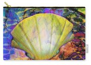Color In Shell Carry-all Pouch