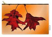 Color Me Autumn 3 Carry-all Pouch