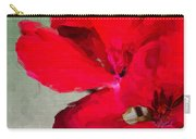 Color Me Red Carry-all Pouch