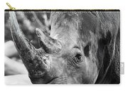 Color Me Rhino Carry-all Pouch