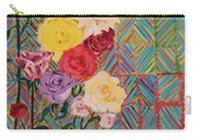 Color Me Roses Carry-all Pouch