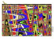 Color Mix Fun Abstract Carry-all Pouch