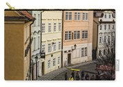 Color Of Prague Carry-all Pouch